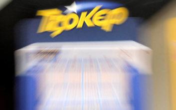 Τζόκερ: Στο διαδίκτυο συμπληρώθηκε το τυχερό δελτίο των 1,3 εκατ. ευρώ