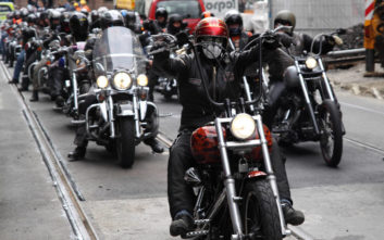 Ολλανδία: Δικαστήριο απαγόρευσε το διάσημο κλαμπ μοτοσυκλετιστών Hell's Angels