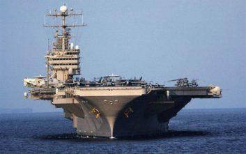 Ο διοικητής του 5ου Στόλου των ΗΠΑ «χτυπάει» τα τύμπανα του πολέμου με το Ιράν
