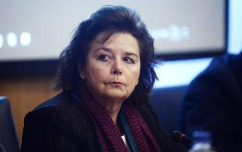 Τι απαντά η Τώνια Μοροπούλου σε δημοσίευμα που την θέλει να εισπράττει τη σύνταξη του πατέρα της