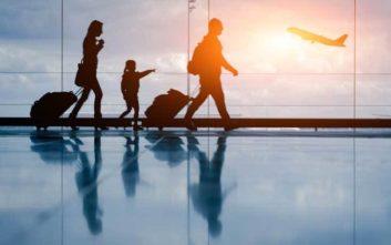 Ανοδικά κινήθηκε η επιβατική κίνηση στα αεροδρόμια στο εννιάμηνο