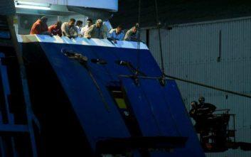 Μηχανική βλάβη στο «Blue Star Paros»