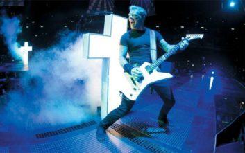 Οι Metallica «έρχονται» στην ΕΡΤ