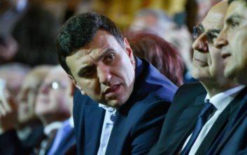 Κικίλιας: Η ΝΔ βάζει το εθνικό συμφέρον πάνω από το κομματικό