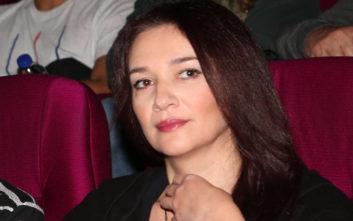Στην εντατική η ηθοποιός Κατερίνα Παπαδάκη