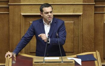 Αλέξης Τσίπρας: Χρησιμοποιείτε ως προεκλογικό εργαλείο τον κ. Κυμπουρόπουλο