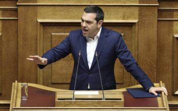 Αλέξης Τσίπρας: Ζητάω την εμπιστοσύνη του ελληνικού λαού πάνω σε ένα σχέδιο ανάτασης