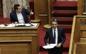 Διακομματική Επιτροπή: Νέο «όχι» ΝΔ σε debate Τσίπρα - Μητσοτάκη