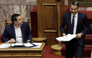 Ευρωεκλογές 2019: Οι πρωτιές και τα ποσοστά ΝΔ - ΣΥΡΙΖΑ