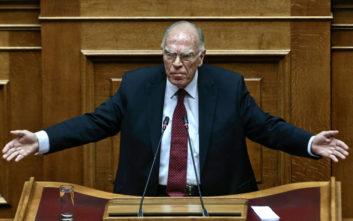 Λεβέντης: Οι πολιτικοί άνδρες ζητούν ψήφο από το λαό όχι από την εθνική αντιπροσωπεία