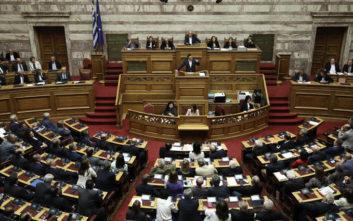 «Ναι» της Βουλής στην ψήφο εμπιστοσύνης στην κυβέρνηση