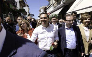 Ο Αλέξης Τσίπρας υποσχέθηκε 2.500 προσλήψεις στην Υγεία