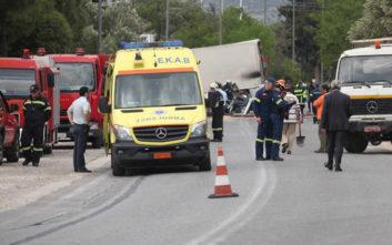 Δυστύχημα με βυτιοφόρο: Ταυτοποιήθηκε ο οδηγός που εμπλέκεται στο τροχαίο