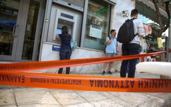 Ληστεία σε χρηματαποστολή στην Καισαριανή με την απειλή όπλου