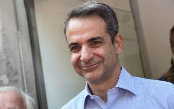 Κυριάκος Μητσοτάκης: Την Κυριακή στην Ελλάδα θα συντελεστεί μια μεγάλη πολιτική αλλαγή