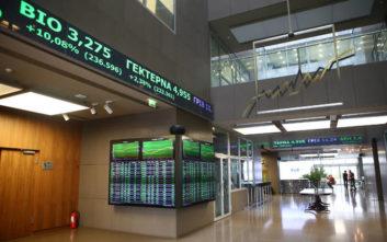 Χρηματιστήριο Αθηνών: Κλείσιμο με άνοδο 2,74%