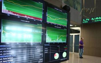 Χρηματιστήριο Αθηνών: Κλείσιμο με άνοδο 0,72%