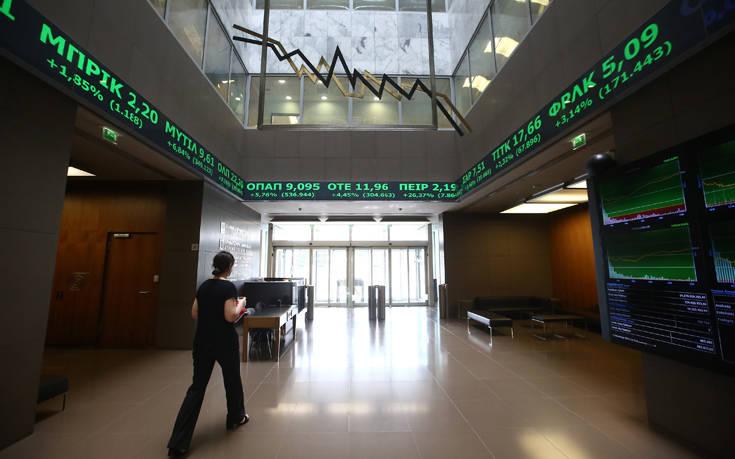 Χρηματιστήριο: Ξεκίνημα με άνοδο μετά από πέντε πτωτικές συνεδριάσεις