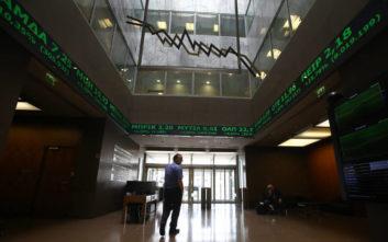 Χρηματιστήριο: Ελαφρά πτωτικές τάσεις στο άνοιγμα της συνεδρίασης