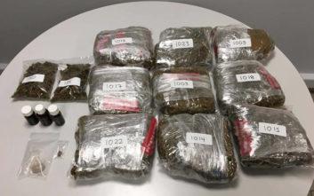 Συνελήφθη μέλος κυκλώματος κατοχής και διακίνησης ναρκωτικών ουσιών στη Θεσσαλονίκη