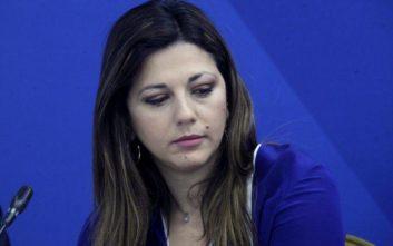 Ζαχαράκη για debate: Ο κ. Μητσοτάκης έχει ήδη απαντήσει με την πρόταση μομφής κατά του Πολάκη