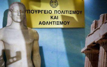 Τα μέτρα του υπουργείου Πολιτισμού και Αθλητισμού για την προστασία από τον κορονοϊό