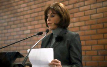 Πατουλίδου: Η διεκδίκηση των γερμανικών αποζημιώσεων είναι ηθικό χρέος