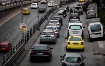 Πού και πότε θα διακοπεί η κυκλοφορία στη Λεωφόρο Μεσογείων