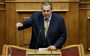 «Όχι» στην ψήφο εμπιστοσύνης από τους Ανεξάρτητους Έλληνες