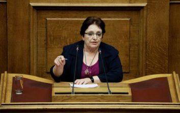Παπαρήγα: Στημένη, εμετική και αηδιαστική η αντιπαράθεση ανάμεσα στη ΝΔ και ΣΥΡΙΖΑ