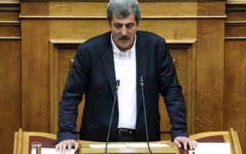 Παύλος Πολάκης: Ναι, είμαι γραφικός