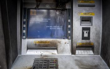 Έκρηξη σε ΑΤΜ σούπερ μάρκετ στη Θέρμη