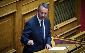 Χρήστος Σταϊκούρας: Από 1η Σεπτεμβρίου τέλος τα capital controls
