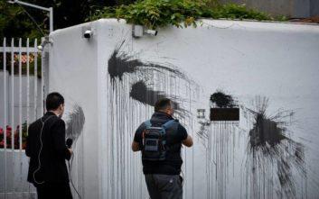 Τζέφρι Πάιατ: Δεν έχουμε κανένα πρόβλημα να ξαναβάψουμε τον τοίχο