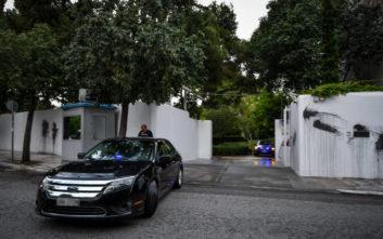 Επίθεση στο σπίτι του Αμερικανού πρέσβη: Η ανοχή είναι συνενοχή, τονίζει η ΝΔ