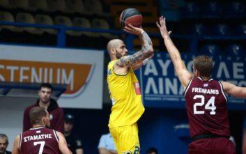 Basket League: Έκανε το 1-0 το Περιστέρι επί του Ήφαιστου Λήμνου