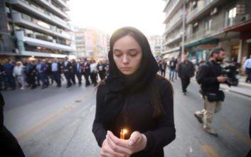 Πορεία στο τουρκικό προξενείο για την Γενοκτονία των Ποντίων