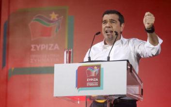 Τσίπρας: Η χώρα δεν θα γυρίσει πίσω στα σκοτεινά χρόνια του μνημονίου και του ΔΝΤ