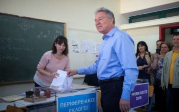 Εκλογές 2019: Ο αγώνας δεν δικαιώθηκε, ήταν όμως έντιμος, λέει ο Γιάννης Σγουρός