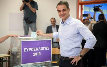 Εκλογές 2019: «Αύριο θα ξημερώσει μια νέα φωτεινή μέρα» το μήνυμα του Κυριάκου Μητσοτάκη