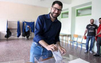 Δημοτικές εκλογές 2019: Το μήνυμα του Νάσου Ηλιόπουλου από την κάλπη