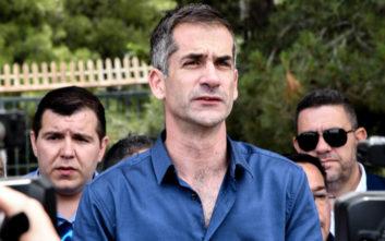 Κώστας Μπακογιάννης για ένταση στα Πετράλωνα: Το φόβο τον φοβίζεις