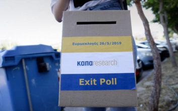 Exit poll: Ανακοινώνεται το αποτέλεσμα σε μισή ώρα, δική της εκτίμηση θα έχει η ΕΡΤ