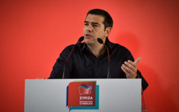 Αλέξης Τσίπρας: Η Ελλάδα είναι ξανά αυτοδύναμη