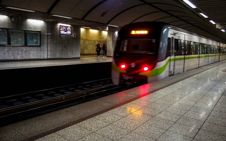 Ποιες ώρες θα μείνει η Αθήνα χωρίς μετρό και τραμ την Παρασκευή