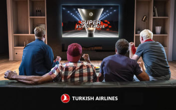 Turkish Airlines και «Super Euroleague», μία συνεργασία για τρίποντα