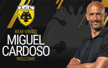 ΑΕΚ: Και επίσημα νέος προπονητής της ΑΕΚ ο Μιγκέλ Καρντόσο