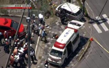 Τραγωδία στην Ιαπωνία, νεκρά δύο από τα νήπια που χτυπήθηκαν από αυτοκίνητο