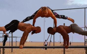 Έχουν ταλέντο και εμπειρία στη γυμναστική