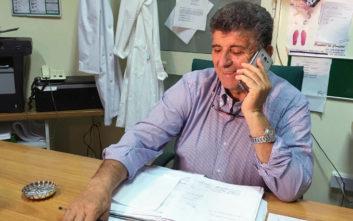 Ευρωεκλογές 2019: Ο γιατρός από τη Λαμπεντούζα που θέτει υποψηφιότητα